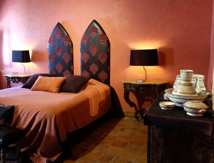 Stay in a charming guest room near Montrésor